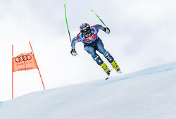 16.01.2018, Hahnenkamm, Kitzbühel, AUT, FIS Weltcup Ski Alpin, Kitzbuehel, Abfahrt, Herren, 1. Training, im Bild Steven Nyman (USA) // Steven Nyman of United States of America in action during the 1st practice run of men's Downhill of FIS Ski Alpine World Cup at the Hahnenkamm in Kitzbühel, Austria on 2018/01/16. EXPA Pictures © 2018, PhotoCredit: EXPA/ Stefan Adelsberger
