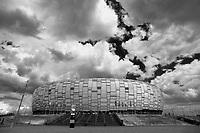 "GDANSK ARENA<br /> Danzica 10/06/2012  ""GDANSK ARENA""<br /> Football calcio Europeo 2012 Spagna vs Italia<br /> Football Calcio Euro 2012<br /> Foto Insidefoto Alessandro Sabattini"