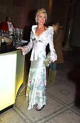 DAPHNE GUINNESS at the 2004 British Fashion Awards held at Thhe V&A museum, London on 2nd November 2004.<br /><br />NON EXCLUSIVE - WORLD RIGHTS