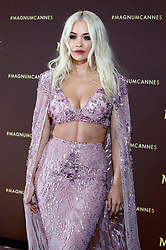 May 16, 2019 - Cannes, Alpes-Maritimes, Frankreich - Rita Ora attending the 'Magnum x Rita Ora' Party during the 72nd Cannes Film Festival on May 16, 2019 in Cannes, France (Credit Image: © Future-Image via ZUMA Press)