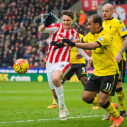 Stoke v Aston Villa   Premier League   27 February 2016