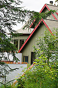 Contemporary home, Anchorage Alaska