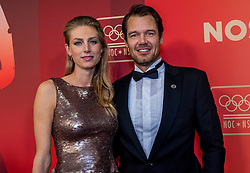 21-12-2016 NED: Sportgala NOC * NSF 2016, Amsterdam<br /> In de Amsterdamse RAI vindt het traditionele NOC NSF Sportgala weer plaats / Manon Nummerdor-Flier en Reinder Nummerdor