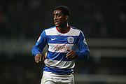 Queens Park Rangers midfielder Leroy Fer (10) during the Sky Bet Championship match between Queens Park Rangers and Brighton and Hove Albion at the Loftus Road Stadium, London, England on 15 December 2015.