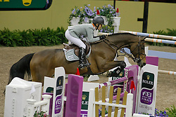 Michaels-Beerbaum Meredith (GER) - Shutterfly<br /> First in first Class<br /> World Cup Final Las Vegas 2009<br /> Photo © Dirk Caremans