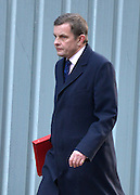 © Licensed to London News Pictures. 05/02/2013. Westminster, UK Welsh Secretary.David Jones Cabinet Ministers arrive for the weekly Cabinet meeting on 5th February 2013. Photo credit : Stephen Simpson/LNP
