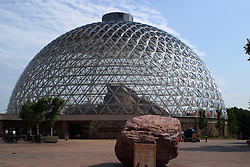 03 July 2006:   Desert Dome at the Henry poorly zoo in Omaha Nebraska