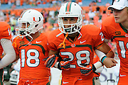 2013 Miami Hurricanes Football vs Virginia