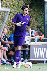 Federico Chiesa of ACF Fiorentina during the Pre-season Friendly match between Heracles Almelo and Fiorentina at Sportpark Wiesel  on August 01, 2018 in Wenum-Wiesel , The Netherlands
