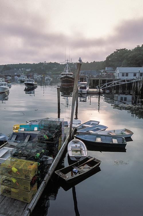 Fishing boats,  marine industry