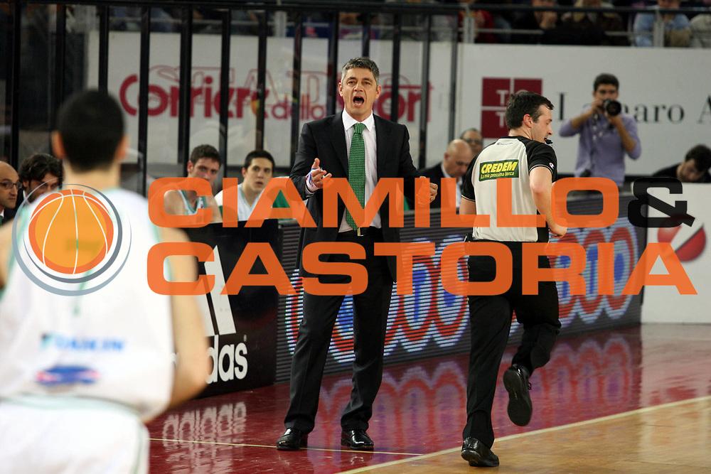 DESCRIZIONE : Roma Lega A1 2007-08 Lottomatica Virtus Roma Benetton Treviso<br />GIOCATORE : Oktay Mahmuti<br />SQUADRA : Benetton Treviso<br />EVENTO : Campionato Lega A1 2007-2008<br />GARA : Lottomatica Virtus Roma Benetton Treviso<br />DATA : 02/03/2008<br />CATEGORIA : Ritratto<br />SPORT : Pallacanestro<br />AUTORE : Agenzia Ciamillo-Castoria/G.Ciamillo