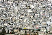 Balata refugee camp. Nablus, west bank