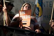 Uruguay / Montevideo / 2019<br /> Lanzamiento de la precandidatura a la presidencia por el Partido Nacional de Jorge Larra&ntilde;aga. Club Trouville, Montevideo, 23/03/2019.<br /> Foto: Ricardo Ant&uacute;nez / adhocFOTOS