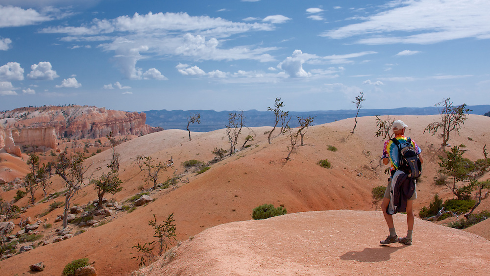 A great day for a hike at Bryce Canyon National Park