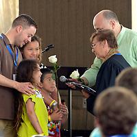 Children of Clergy dedication