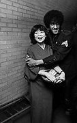 Thin Lizzy - Phil Lynott and Geisha at 1979 party