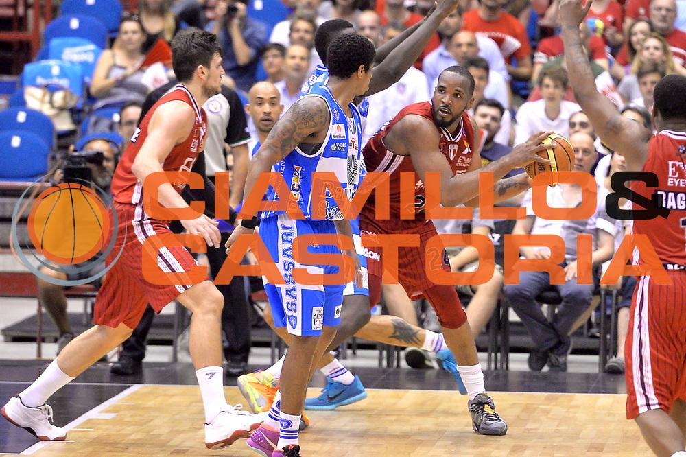 DESCRIZIONE : Milano Lega A 2014-15 EA7 Emporio Armani Milano vs Banco di Sardegna Sassari playoff Semifinale gara 5 <br /> GIOCATORE : Samardo Samuels<br /> CATEGORIA : Controcampo curiosit&agrave;<br /> SQUADRA : EA7 Emporio Armani Milano<br /> EVENTO : PlayOff Semifinale gara 5<br /> GARA : EA7 Emporio Armani Milano vs Banco di Sardegna SassariPlayOff Semifinale Gara 5<br /> DATA : 06/06/2015 <br /> SPORT : Pallacanestro <br /> AUTORE : Agenzia Ciamillo-Castoria/Mancini Ivan<br /> Galleria : Lega Basket A 2014-2015 Fotonotizia : Milano Lega A 2014-15 EA7 Emporio Armani Milano vs Banco di Sardegna Sassari playoff Semifinale  gara 5 Predefinita :
