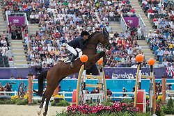 Hargreaves Julia (AUS) - Vedor<br /> Olympic Games London 2012<br /> © Dirk Caremans
