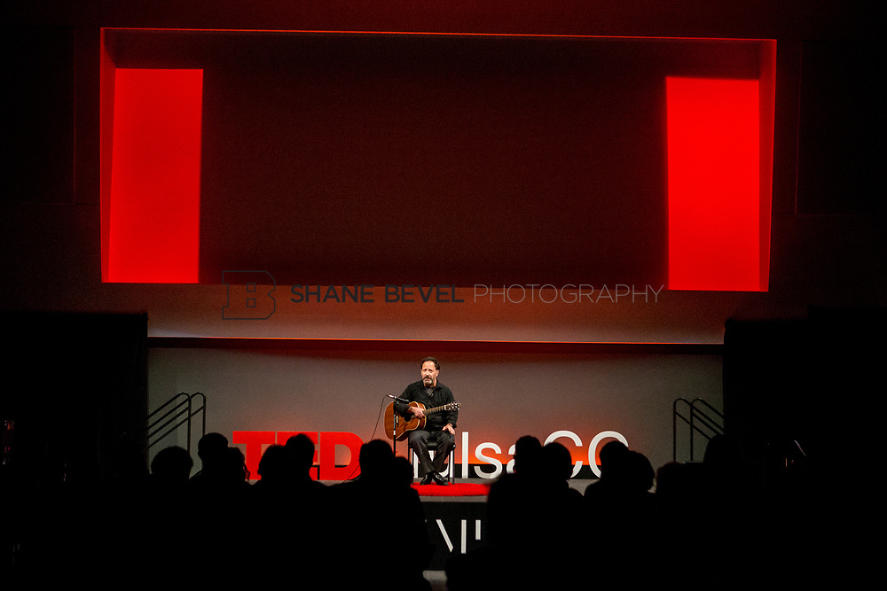 4/29/17 5:52:53 PM -- Tedx TulsaCC event at the Center for Creativity. Released under Creative Commons license for non commercial, non derivative usage. <br /> <br /> Photo by Shane Bevel