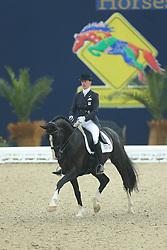 Sayn-Wittgenstein, Nathalie Prinzessin zu, Dolany<br /> Hagen - Horses and Dreams 2015<br /> Nürnberger Burg Pokal<br /> © www.sportfots-lafrentz.de/Stefan Lafrentz