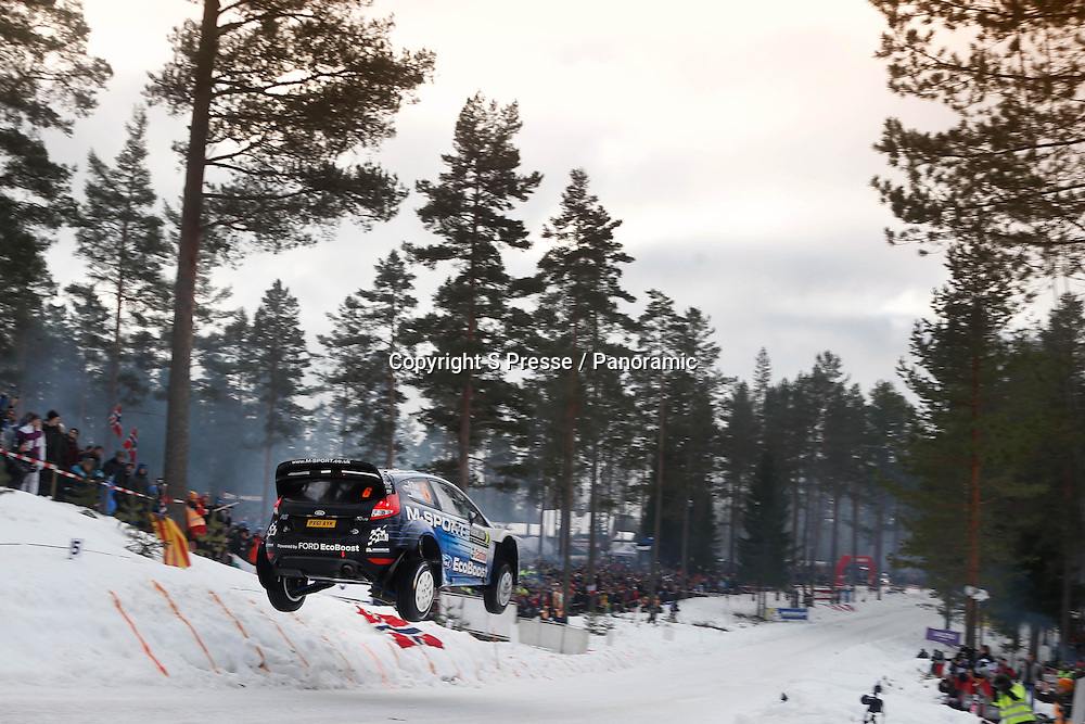 Ott Tanak (EST) - R. Molder (EST) - Ford Fiesta WRC