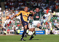 PLYMOUTH ARGYLE/MILLWALLCHAMPIONS LEAGUE 07.08.04 PHOTO CHRIS WARD FOTOSPORTS INTL<br />