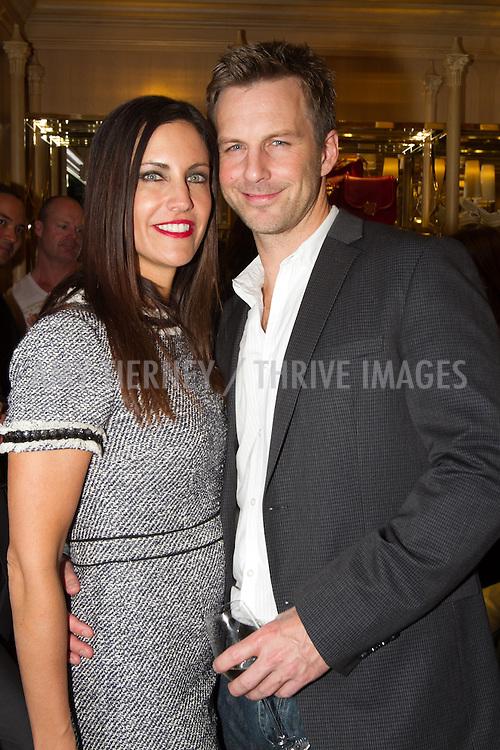 Tracy Brennan, and boyfriend