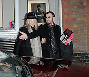 21.OCTOBER.2010. LONDON<br /> <br /> RINGO STAR ATTENDS MARY McCARTNEY'S BOOK LAUNCH HELD AT THE MICHAEL HOPPEN GALLERY. THE BOOK IS TITELD FROM WHERE I STAND.<br /> <br /> BYLINE: EDBIMAGEARCHIVE.COM<br /> <br /> *THIS IMAGE IS STRICTLY FOR UK NEWSPAPERS AND MAGAZINES ONLY*<br /> *FOR WORLD WIDE SALES AND WEB USE PLEASE CONTACT EDBIMAGEARCHIVE - 0208 954 5968*
