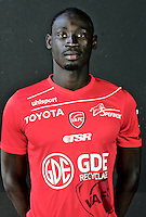 Saliou CISS - 06.10.2015 - Photo officielle Valenciennes - Ligue 2<br /> Photo : Francois Lo Presti / Icon Sport
