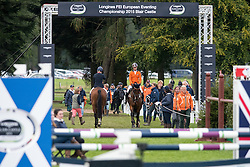 Blom Merel, (NED), Rumour Has It<br /> Longines FEI European Eventing Chamionship 2015 <br /> Blair Castle<br /> © Hippo Foto - Jon Stroud