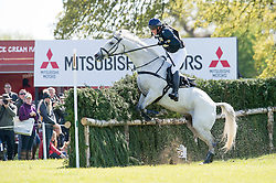 Albert Dag, (SWE), Tubber Rebel<br /> Cross Country<br /> Mitsubishi Motors Badminton Horse Trials - Badminton 2015<br /> © Hippo Foto - Jon Stroud<br /> 09/05/15