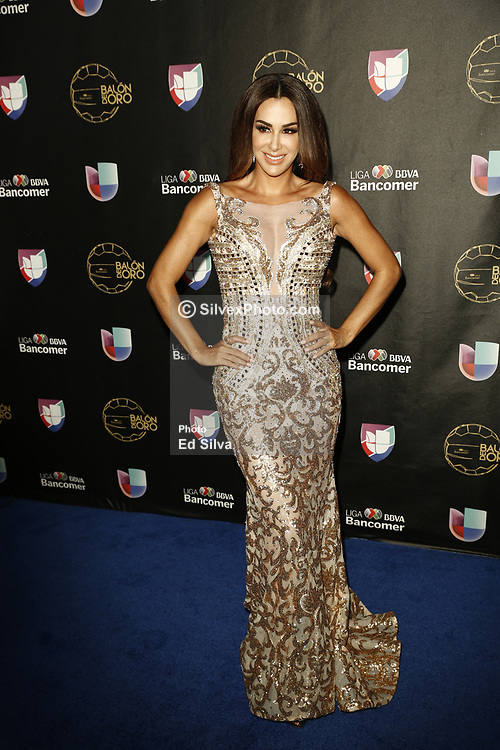 LOS ANGELES, CA - JULY 15: Ninel Conde attends Univision Deportes' Balon De Oro 2017 Awards at The Orpheum Theatre in Los Angeles, California on July 15, 2017 in Los Angeles, California. Byline, credit, TV usage, web usage or linkback must read SILVEXPHOTO.COM. Failure to byline correctly will incur double the agreed fee. Tel: +1 714 504 6870.