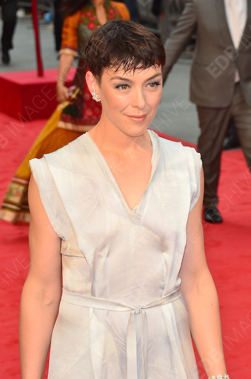 04.SEPTEMBER.2012. LONDON<br /> <br /> OLIVIA WILLIAMS ATTENDS THE UK FILM PREMIERE OF NEW FILM ANNA KARENINA AT THE ODEON CINEMA, LEICESTER SQAURE.<br /> <br /> BYLINE: EDBIMAGEARCHIVE.CO.UK<br /> <br /> *THIS IMAGE IS STRICTLY FOR UK NEWSPAPERS AND MAGAZINES ONLY*<br /> *FOR WORLD WIDE SALES AND WEB USE PLEASE CONTACT EDBIMAGEARCHIVE - 0208 954 5968*