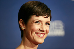 "17 September 2014. New Orleans, Louisiana.<br /> NCIS New Orleans. CBS Red carpet event at the WW2 Museum.<br /> Actor Zoe McLellan - ""Meredith 'Meri' Brody.""<br /> Photo Credit; Charlie Varley/varleypix.com"