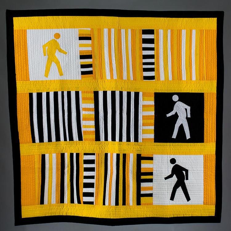 Quilt design by Steven Driscoll Hixson