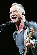 "Sting ""Back to Bass"" Tour Concert - Nice"