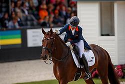 Cornelissen Adelinde, NED, Fleau De Balan<br /> Longines FEI/WBFSH World Breeding Dressage Championships for Young Horses - Ermelo 2017<br /> © Hippo Foto - Dirk Caremans<br /> 05/08/2017