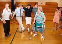 Laconia High School Senior Senior Dance co sponsored by Laconia Parks and Recreation.  (Karen Bobotas/for the Laconia Daily Sun)