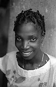 Yoruba Woman in Nigeria, 1991