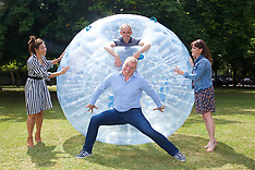 Paddy Power Zorb Derby