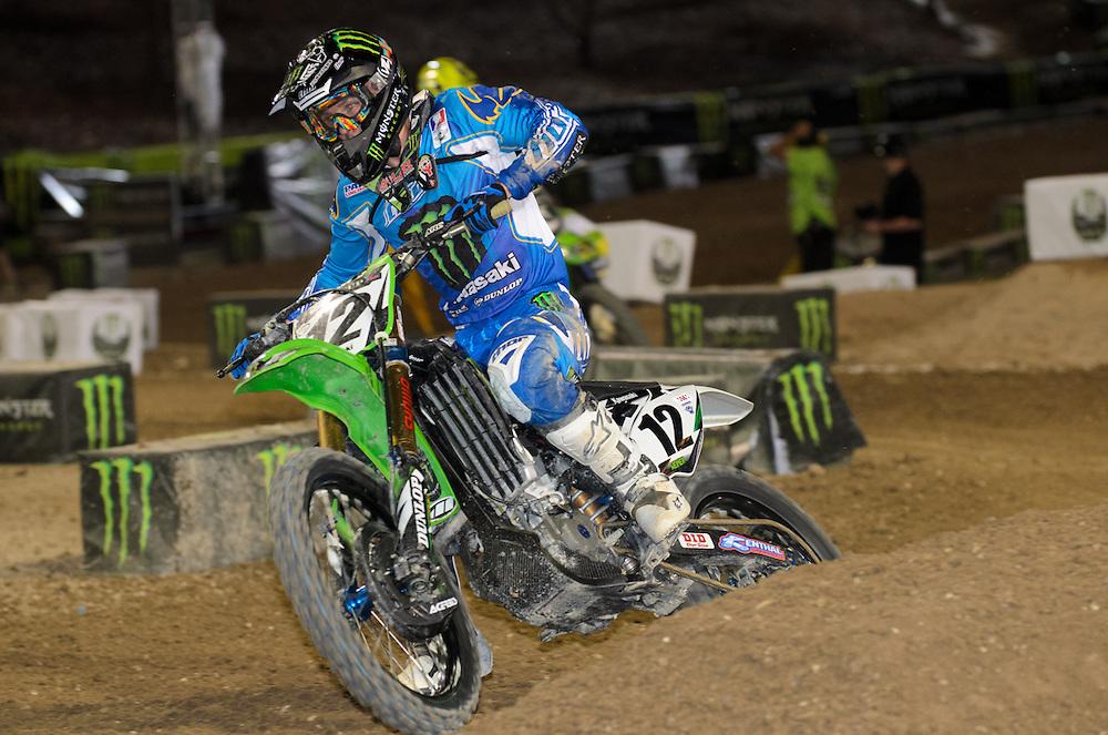 2012 Monster Energy Cup.Sam Boyd Stadium.Las Vegas, Nevada..October 20, 2012