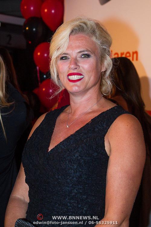 NLD/Scheveningen/20130909 -  Filmpremiere Smoorverliefd, Dominique van Vliet