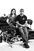 Reggie Poirier<br /> Navy &amp; Marine Corps<br /> E-5<br /> Corpsman<br /> Sept. 2001 - Nov. 2009<br /> OIF<br /> <br /> Veterans Portrait Project<br /> Laconia, NH<br /> Laconia Bike Week