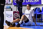 Cecilia Zandalasini<br /> Italia Italy - Repubblica Ceca Czech Republic<br /> FIBA Women's Eurobasket 2021 Qualifiers<br /> FIP2019 Femminile Senior<br /> Cagliari, 14/11/2019<br /> Foto L.Canu / Ciamillo-Castoria