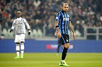Felipe Melo Inter,<br /> Torino 27-01-2016, Juventus Stadium, Football Calcio 2015/2016 Coppa Italia, Juventus - Inter, Foto Filippo Alfero/Insidefoto