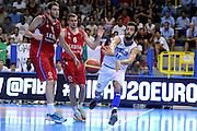 LIGNANO SABBIADORO, 13 LUGLIO 2015<br /> BASKET, EUROPEO MASCHILE UNDER 20<br /> ITALIA-SERBIA<br /> NELLA FOTO: Luca Venato<br /> FOTO FIBA EUROPE/CASTORIA