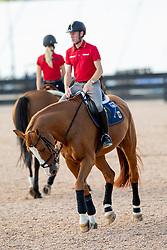 Ehning Marcus, GER, Pret A Tout<br /> World Equestrian Games - Tryon 2018<br /> © Hippo Foto - Dirk Caremans<br /> 18/09/2018