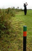 Nieuwerkerk aan de IJssel - Openbare golfbaan Hitland. Natuurgebied. Foto KOEN SUYK