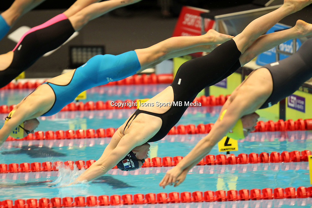 Camille Muffat - 12.12.2013 - Natation - Championnats d'Europe - Petit Bassin - Herning<br />