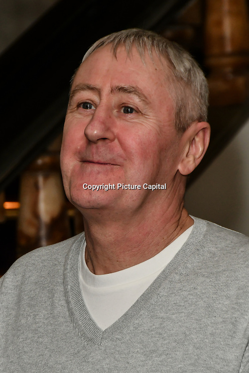 Photocall: Nicholas Lyndhurst of Man of La Mancha at London Coliseum on 19 Feb 2019, London, UK.